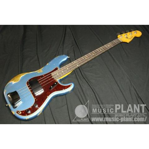 FenderCustom Shop Limited Edition 1960 PRECISION BASS Heavy Relic