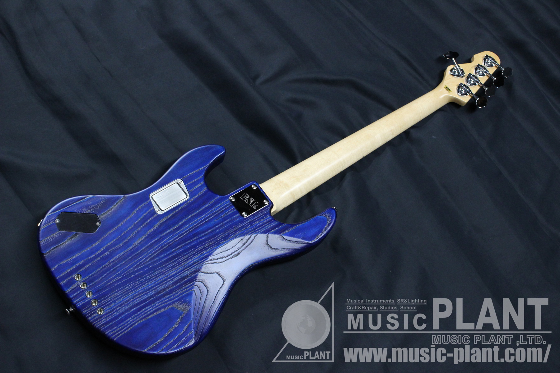AMAZE-AS-SL5/M Blue w/Black Filler背面画像