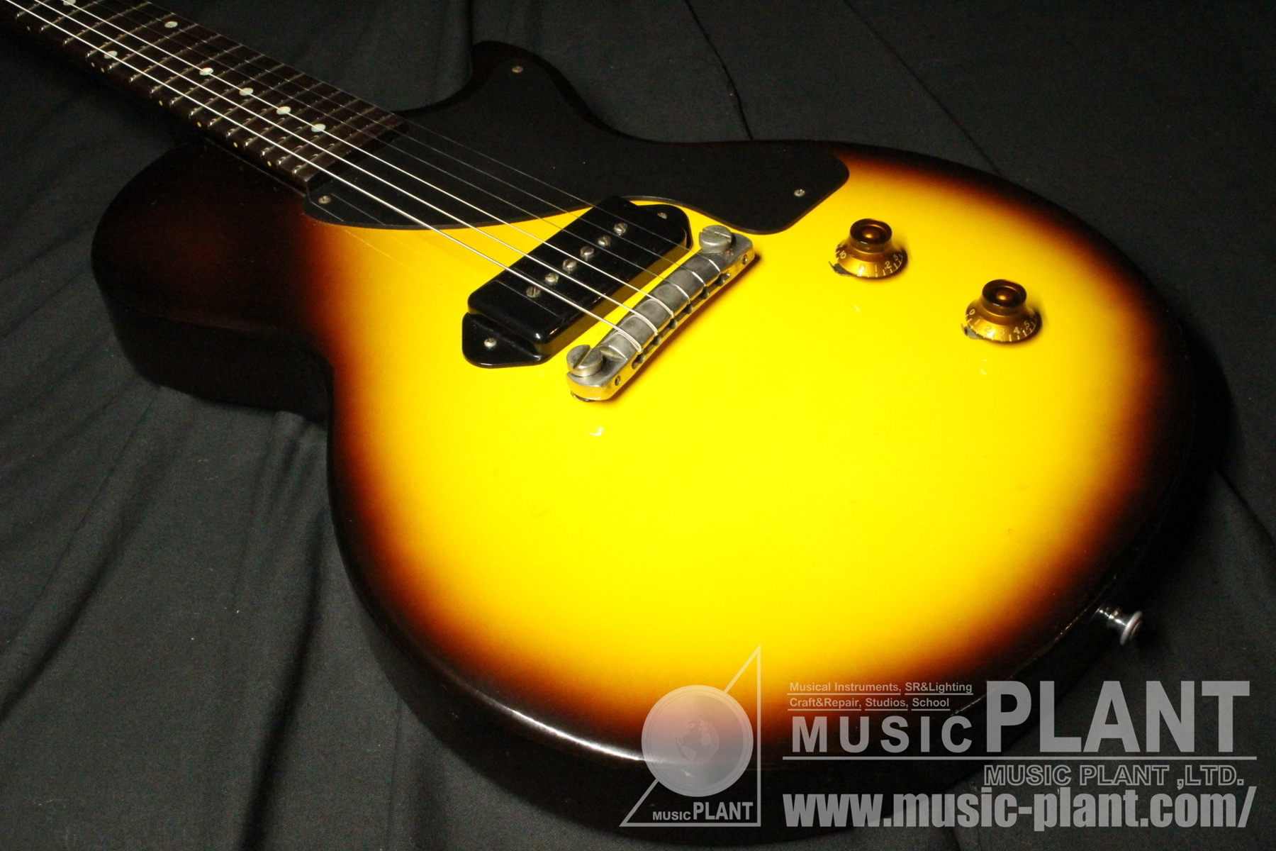 Custom Shop '57 Les Paul Junior追加画像