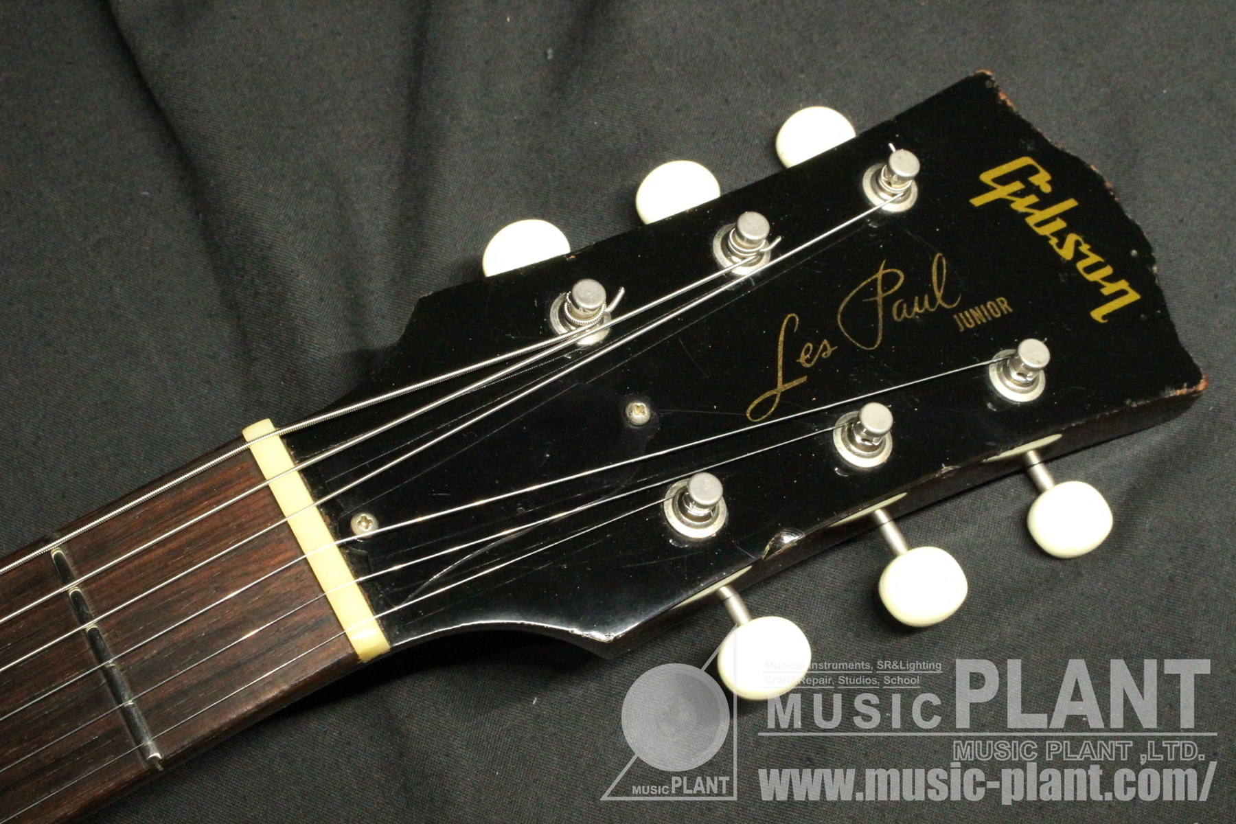 Custom Shop '57 Les Paul Juniorヘッド画像