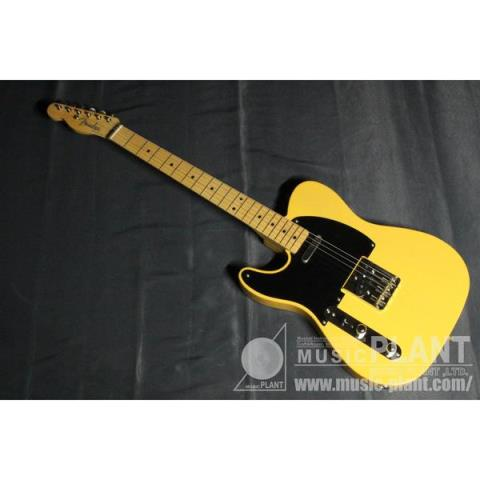 FenderMade in Japan Traditional 50s Telecaster Left-Handed Butterscotch Blonde