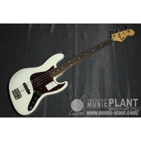 Made in Japan Heritage 60s Jazz Bass Olympic Whiteサムネイル