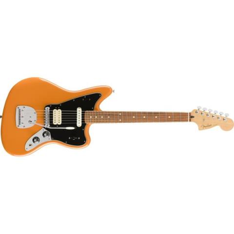 Player Jaguar Capri Orange (Pau Ferro Fingerboard)サムネイル