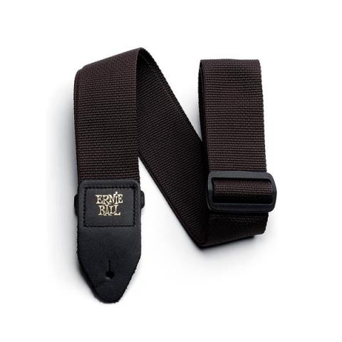 ERNIE BALL-ストラップBrown Polypro Strap