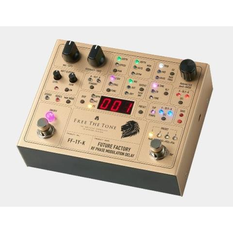 Free The Tone-RANDOM FLUCTUATING PHASE MODULATION DELAY