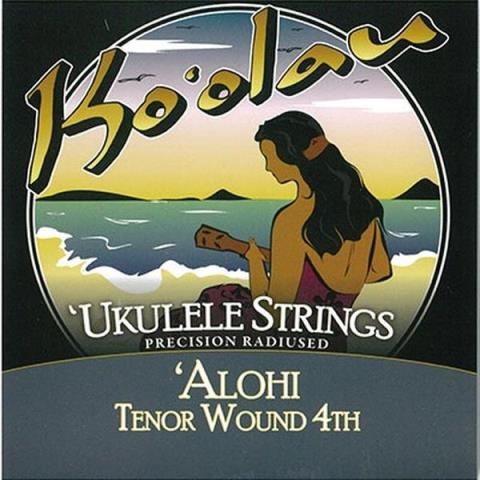 KO'OLAUALOHI TENOR WOUND 4TH