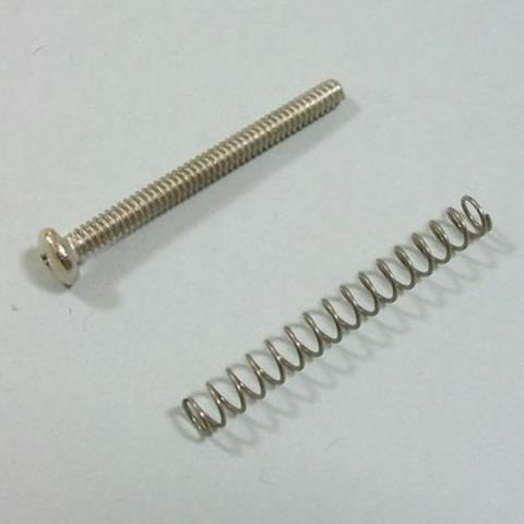 8472 Inch Bass octave screws Nickelサムネイル