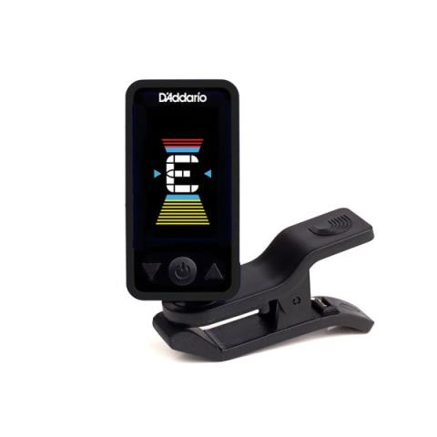 D'Addario | PLANET WAVESPW-CT-17CBK Eclipse Cello/Bass Tuner - Black