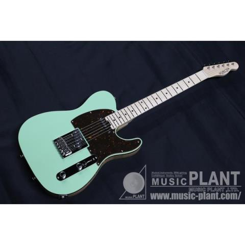 SCHECTER PS-PT-N/SSG/M SATIN SURF GREEN
