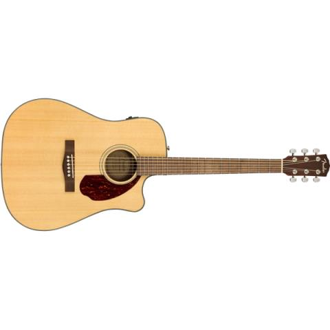 Fender-アコースティックギターCD-140SCE Dreadnought Walnut Fingerboard Natural