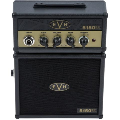 EVH5150III® EL34 Micro Stack, Black and Gold