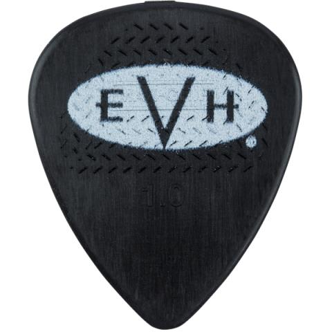 EVH-ピックEVH® Signature Picks, Black/White, 1.00 mm, 6 Count