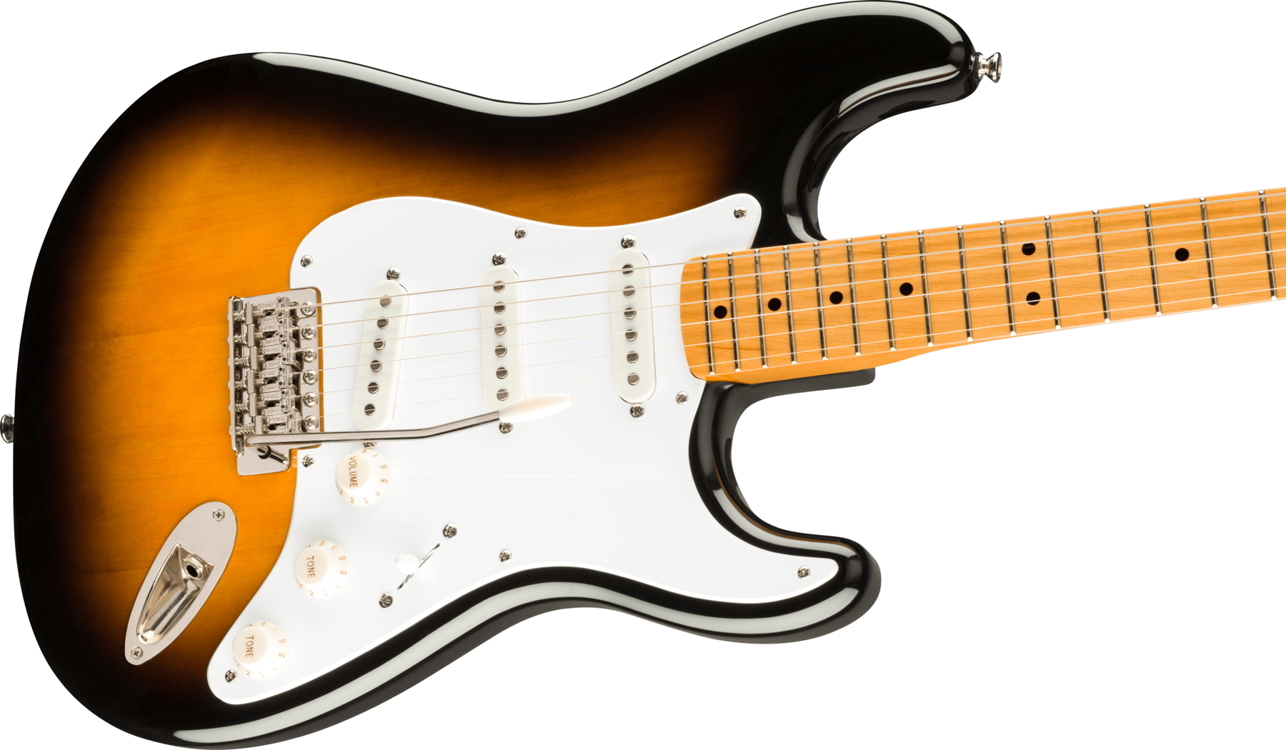 Classic Vibe '50s Stratocaster Maple Fingerboard 2-Color Sunburst追加画像