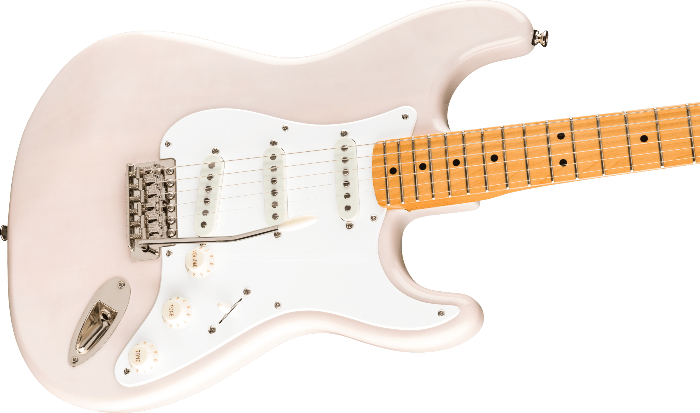 Classic Vibe '50s Stratocaster Maple Fingerboard White Blonde追加画像