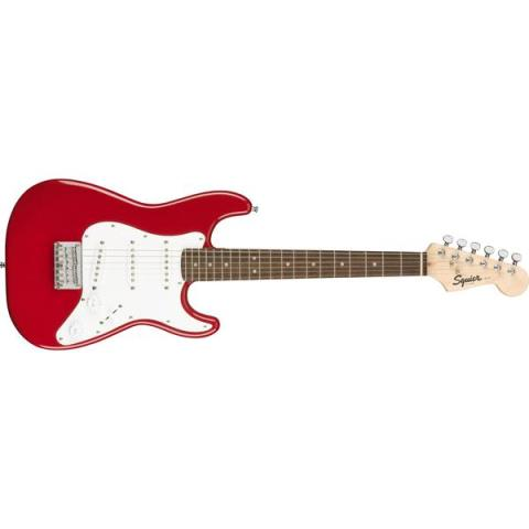 Squier-ストラトキャスターMini Stratocaster Laurel Fingerboard Dakota Red