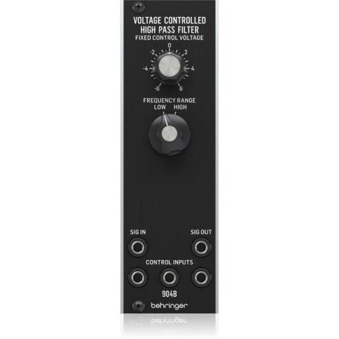 BEHRINGER904B VC HIGH PASS FILTER