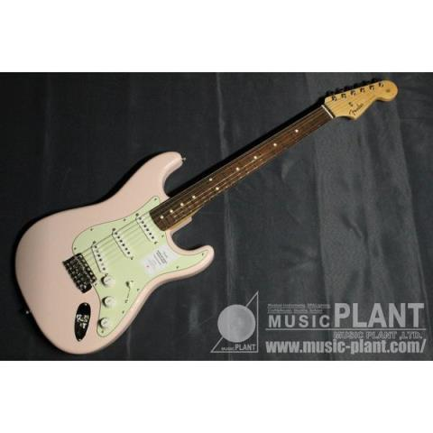 FenderMADE IN JAPAN TRADITIONAL 60S STRATOCASTER Shell Pink