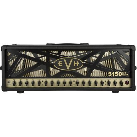 EVH-ギターアンプヘッド5150III®S 100W EL34 Head, Black, 100V JPN