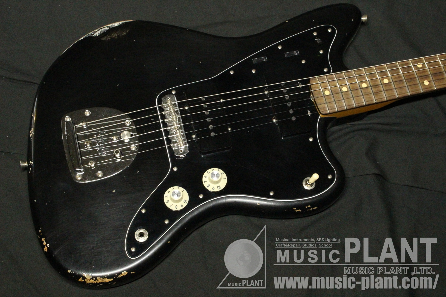 Limited Edition 60's Jazzmaster Relic追加画像