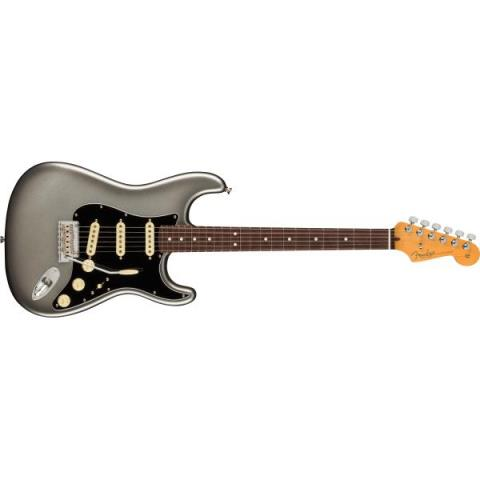 Fender-ストラトキャスターAmerican Professional II Stratocaster Rosewood Fingerboard, Mercury