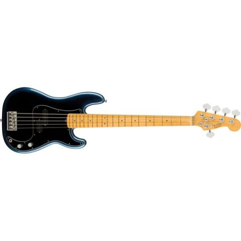 FenderAmerican Professional II Precision Bass V, Maple Fingerboard, Dark Night