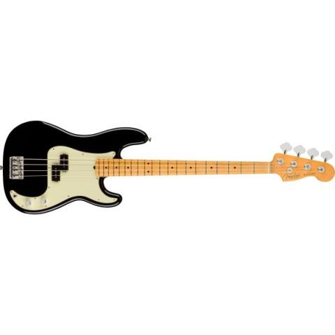American Professional II Precision Bass Maple Fingerboard, Blackサムネイル