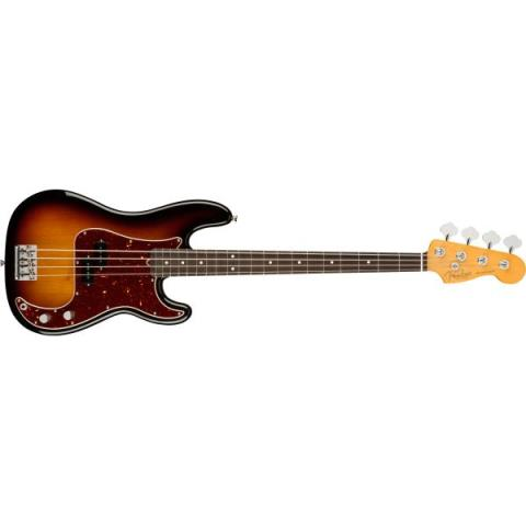 American Professional II Precision Bass Rosewood Fingerboard, 3-Color Sunburstサムネイル