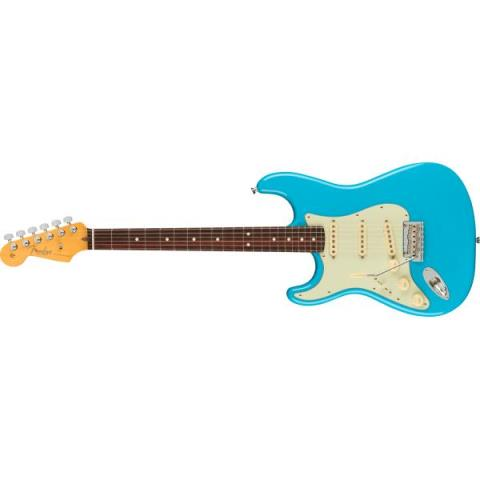 Fender-ストラトキャスターAmerican Professional II Stratocaster Left-Hand, Rosewood Fingerboard, Miami Blue