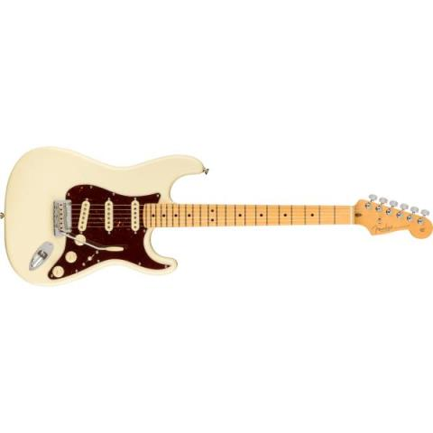 American Professional II Stratocaster Maple Fingerboard, Olympic Whiteサムネイル