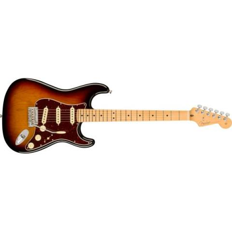 American Professional II Stratocaster Maple Fingerboard, 3-Color Sunburstサムネイル