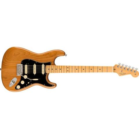 Fender-ストラトキャスターAmerican Professional II Stratocaster HSS, Maple Fingerboard, Roasted Pine