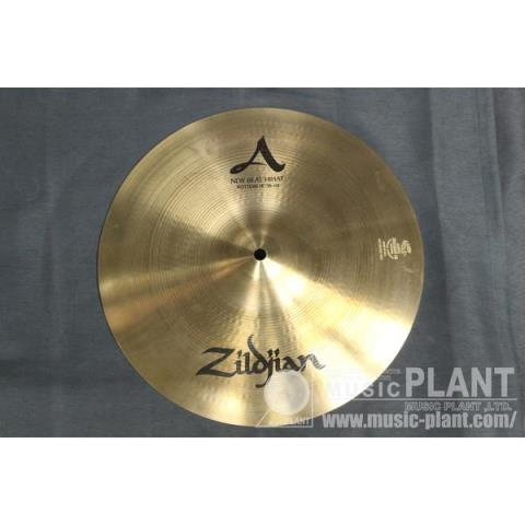 ZildjianA Zildjian NEW BEAT HIHAT Bottom 14""