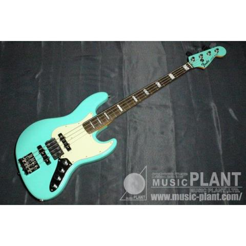 FenderJino Jazz Bass Seaform Green