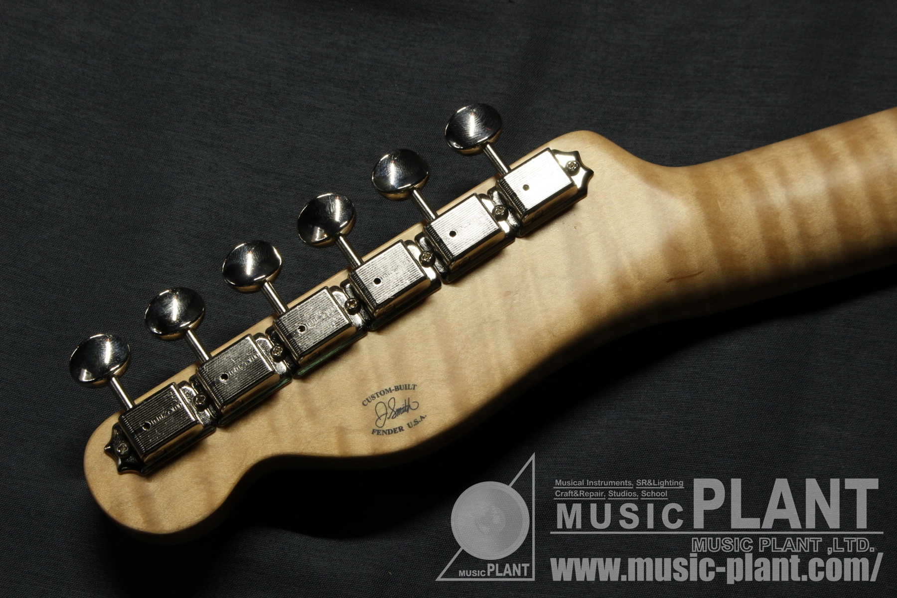 60's Telecaster NOS Aged Cherry By Jason Smith追加画像
