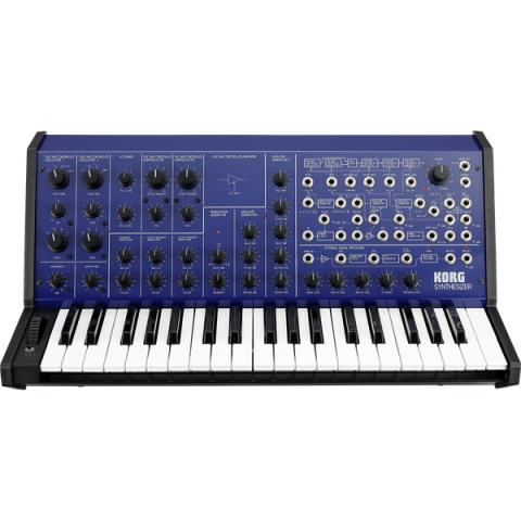 KORG-MONOPHONIC SYNTHESIZERMS-20 FS BLUE
