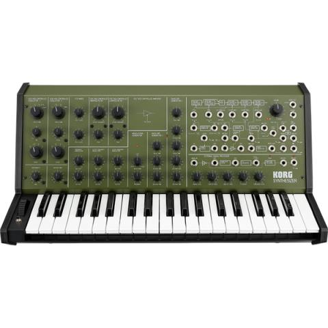 KORG-MONOPHONIC SYNTHESIZERMS-20 FS GREEN