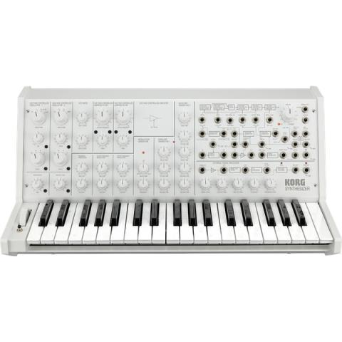 KORG-MONOPHONIC SYNTHESIZERMS-20 FS WHITE
