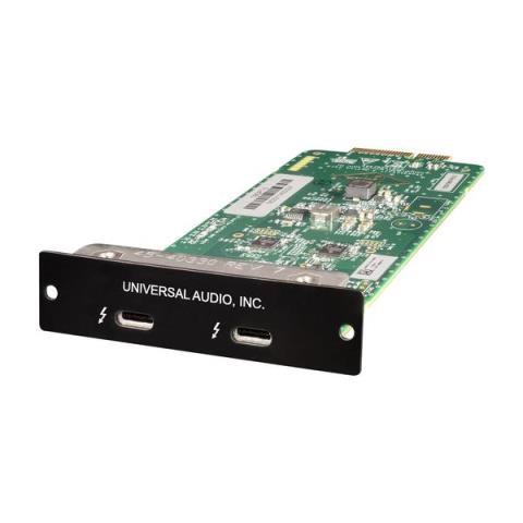 Universal Audio-apollo Thunderbolt OptionThunderbolt 3 Option Card