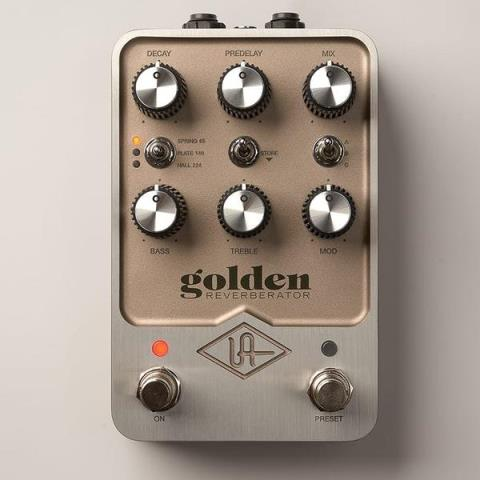 Universal Audio-リバーブGolden Reverberator