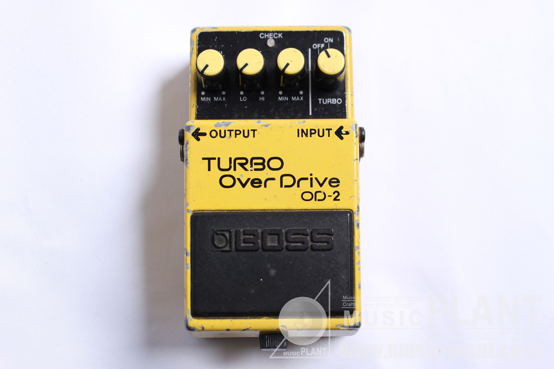 OD-2 TURBO OverDriveヘッド画像
