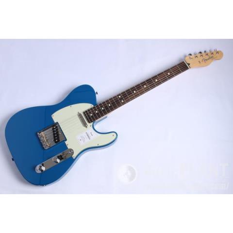 Fender-エレキギターMade in Japan Hybrid Ⅱ Telecaster, Rosewood Fingerboard, Forest Blue