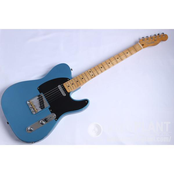 FenderVintera Road Worn® '50s Telecaster®, Maple Fingerboard, Lake Placid Blue